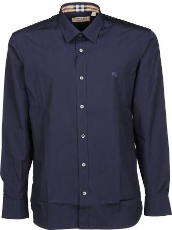 Burberry Contrast Button Shirt