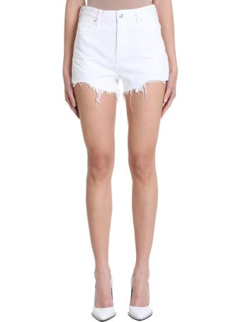 Alexander Wang Bite Zip Shorts