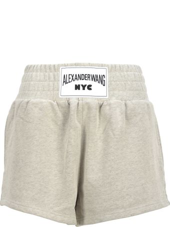 T by Alexander Wang Terry Shorts