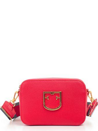 Furla Logo Plaque Cross Body Bag