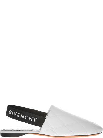 Givenchy Matelassé Mules