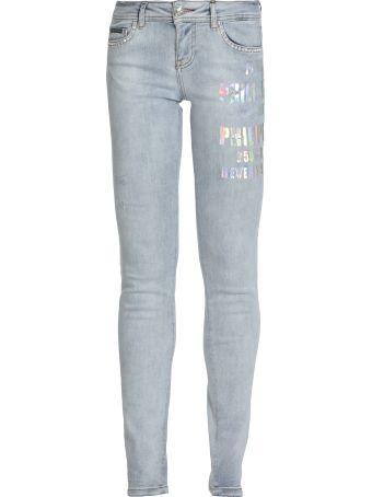 Philipp Plein Jeans Cotton