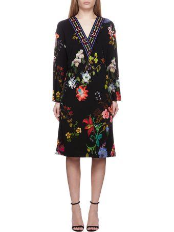 Etro Floral Shift Dress