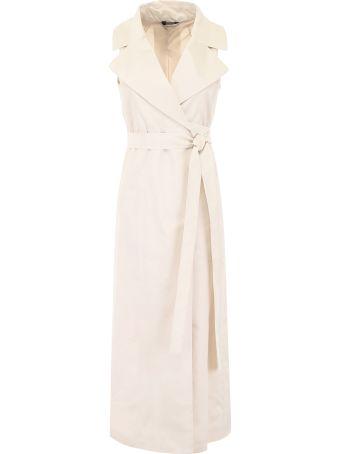 Max Mara Studio Erasmo Vest Dress