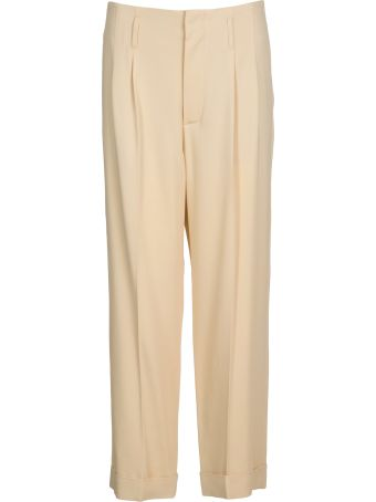 Alysi Viscose Trousers