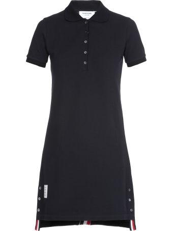 Thom Browne A Line Polo Dress