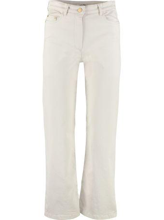 Max Mara Studio Cinghia Straight Leg Jeans