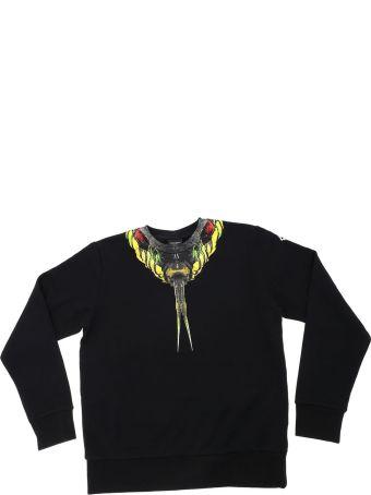 Marcelo Burlon Snake Print Sweatshirt