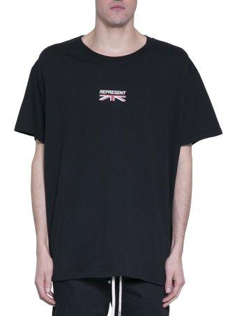 REPRESENT Logo Cotton T-shirt