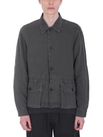 Our Legacy Grey Cotton Jacket