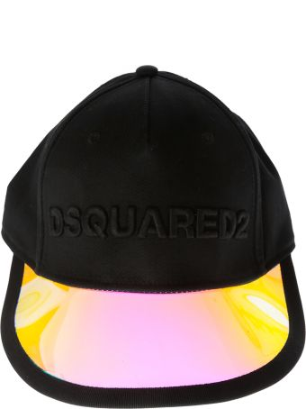 Dsquared2 Visor Logo Cap