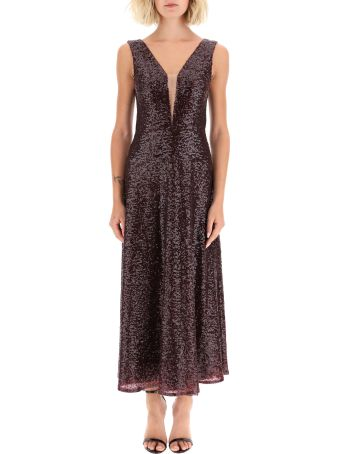 In The Mood For Love Leander Sequined Dress