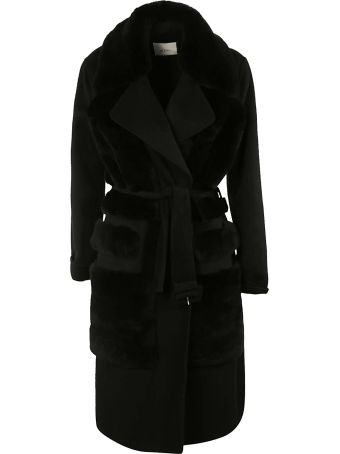 Rizal Belted Coat