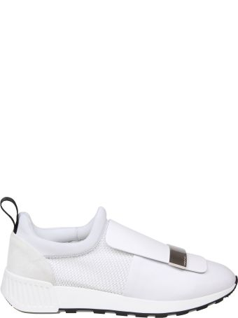Sergio Rossi Sneakers Sr1 White Color