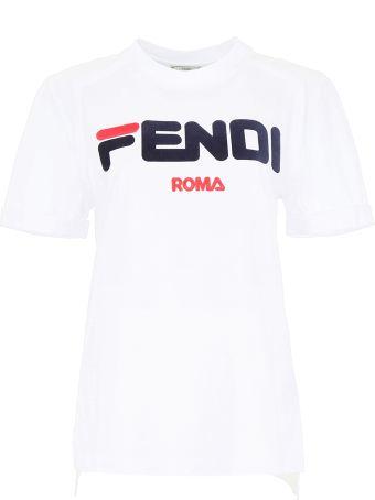 Fendi Fendi Mania T-shirt