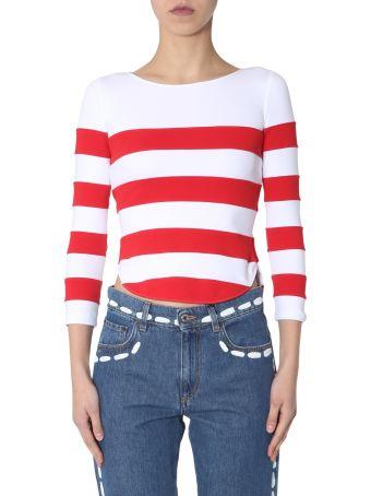 Moschino Striped T-shirt