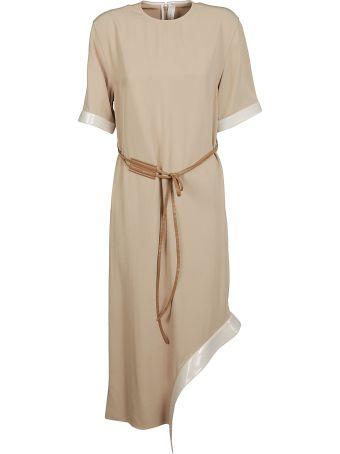 Victoria Beckham Belted Dress