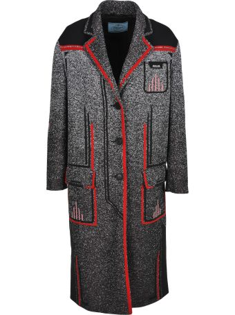 Prada Coat Mouline