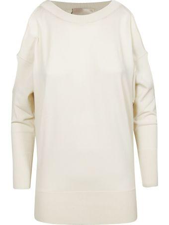 Erika Cavallini Exposed Shoulder Sweater