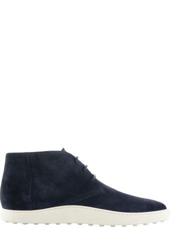 Tod's Classic Desert Boots