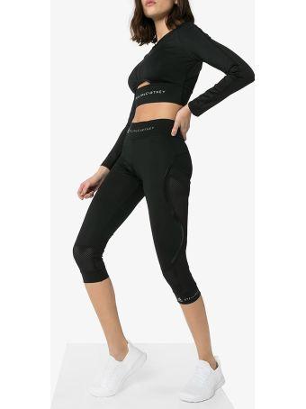 Adidas by Stella McCartney 3-4 Thight Leggins In Black Denim