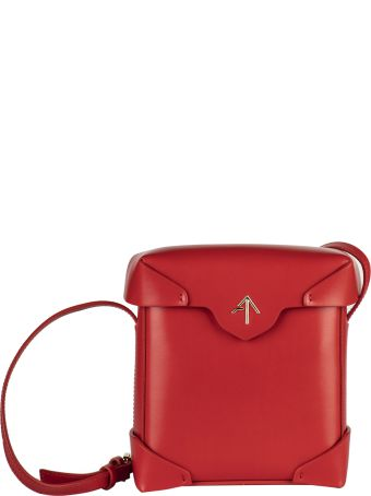 MANU Atelier Mini Pristine Shoulder Bag