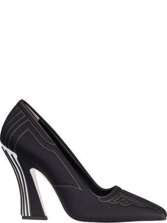 Fendi High-block Heel Pumps