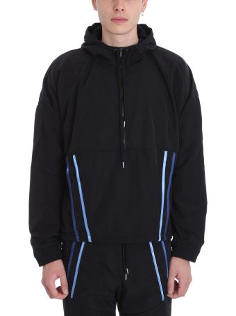 Cottweiler Black Polyester Sweatshirt