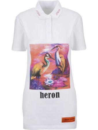 HERON PRESTON Printed T-shirt Dress