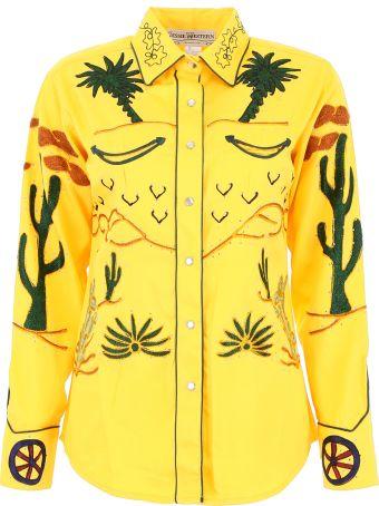 Jessie Western Embroidered Shirt