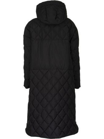 Moose Knuckles Marquis Parka Coat Black