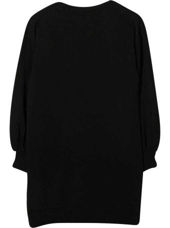 Moschino Black Teen Dress