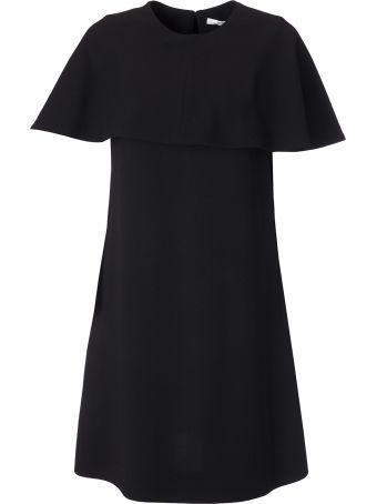 Givenchy Mid-length Cape Dress
