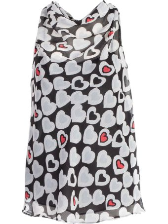 Emporio Armani Flared Skirt