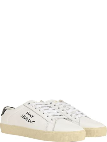 Saint Laurent Court Classic Sl/06 Low-top Sneakers