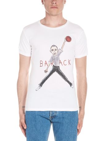 Unfortunate Portrait 'barack' T-shirt