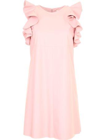 DROMe Ruffled Dress