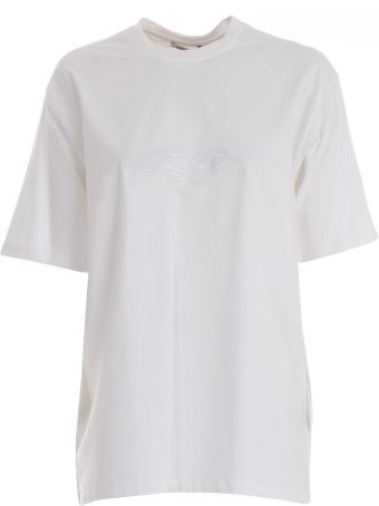 Krizia Embroidered T-shirt