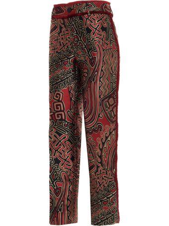 For Restless Sleepers 'tartaro' Pants