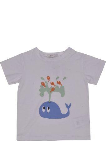 Mariella Ferrari Whale Short-sleeved T-shirt