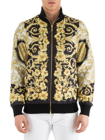 Versace  Outerwear Jacket Blouson Reversibile