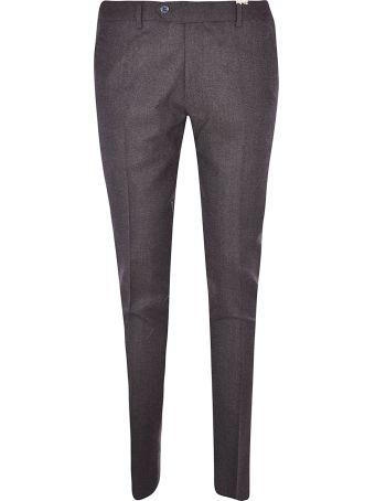 Luigi Bianchi Mantova Straight Leg Trousers