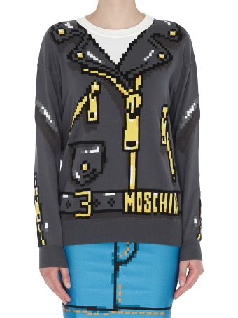Moschino Pixel Capsule Sweater