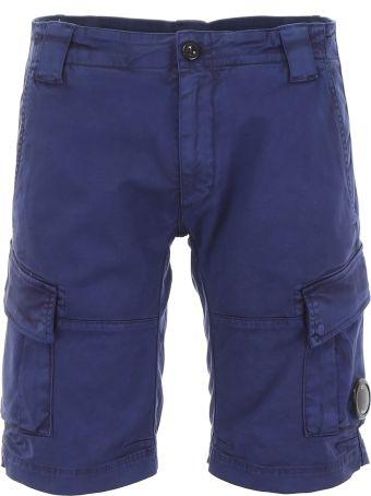 C.P. Company Cargo Shorts