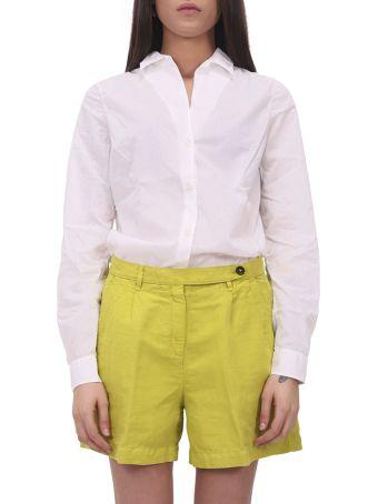 Massimo Alba White Ivy Shirt