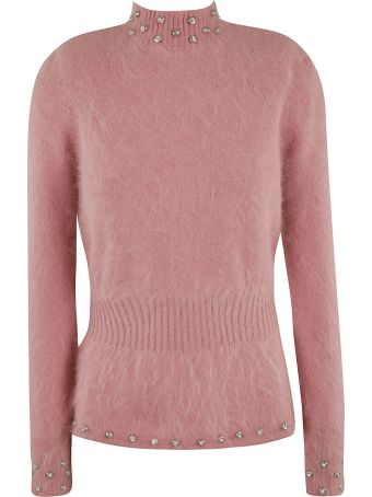 Tom Ford Crystal Embellished Sweater