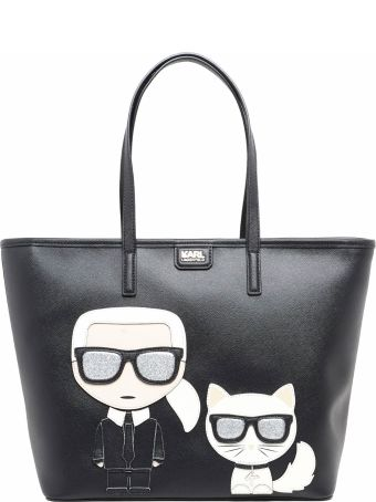 Karl Lagerfeld 'k/ikonik' Bag