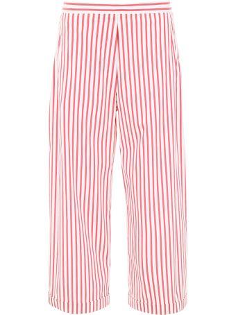 Max Mara Studio Striped Culottes