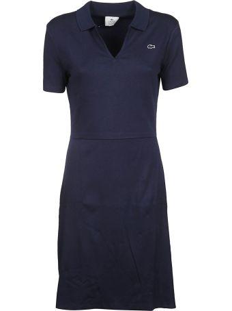 Lacoste L!VE Lacoste Live A-line Shirt Dress
