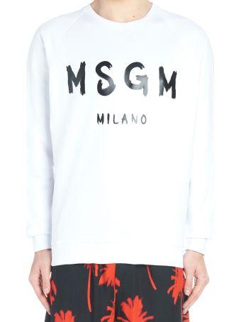 MSGM 'msgm Milano' Sweatshirt